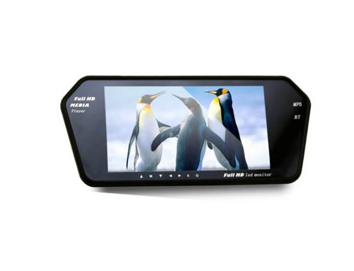 "7""  High Definition Mirror Monitor for Universal Car 800×480(SL-7002)"