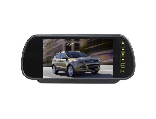 "7""  High Definition Mirror Monitor for Universal Car 800×480(SL-7003)"
