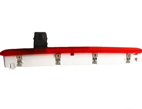 Newest 3rd third Brake light Camera with High Definition for Volkswagen VW T6 Single Door (SL829CL)